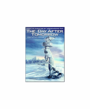 The Day After Tomorrow DVD Movie
