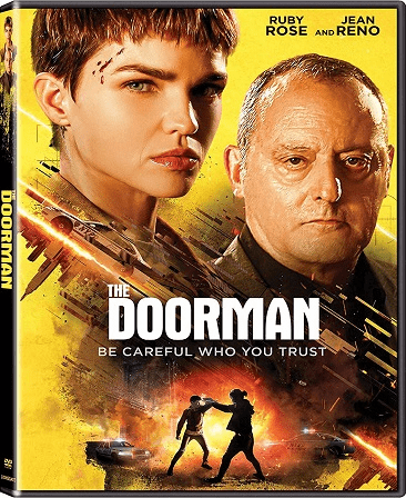 The Doorman DVD