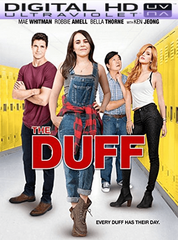 The Duff HD Digital Ultraviolet UV Code