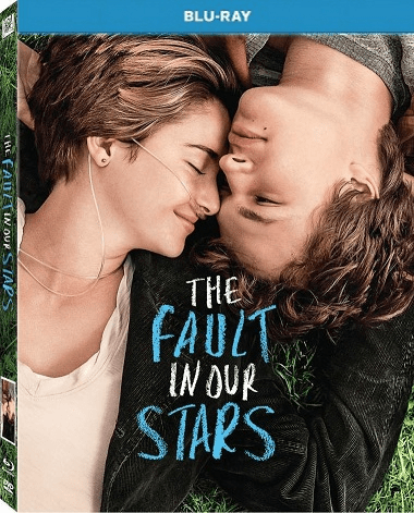The Fault In Our Stars Blu-ray Single Disc