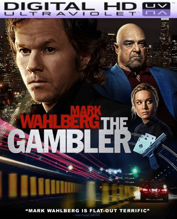 The Gambler HD Digital Ultraviolet UV Code