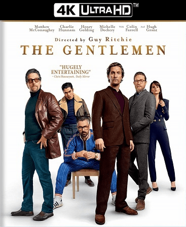 The Gentlemen 4K iTunes Code