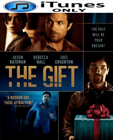 The Gift HD Digital Copy iTunes Only