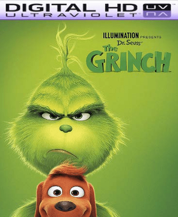 The Grinch HD Vudu Ports To Movies Anywhere