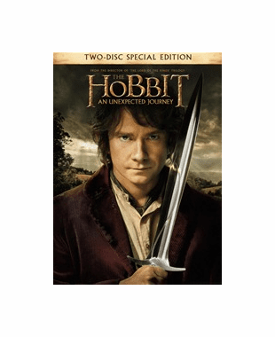 The Hobbit An Unexpected Journey (DVD + UltraViolet)