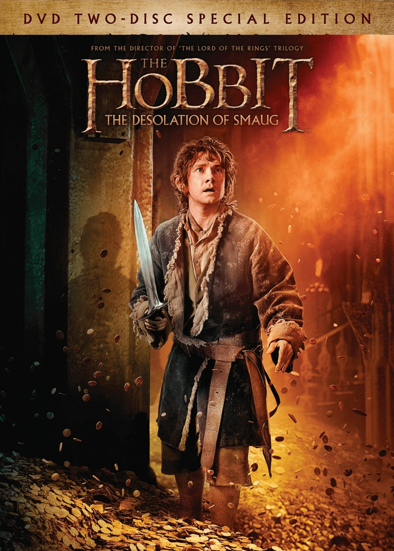The Hobbit  The Desolation Of Smaug - Special Edition (DVD + UltraViolet)