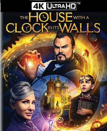 The House with a Clock in Its Walls 4K Vudu Ports To Movies Anywhere & iTunes (Insta Watch)