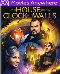 The House with a Clock in Its Walls HD UV or iTunes Code via MA
