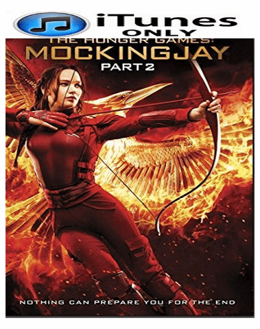 The Hunger Games: Mockingjay Part 2 HD iTunes Code