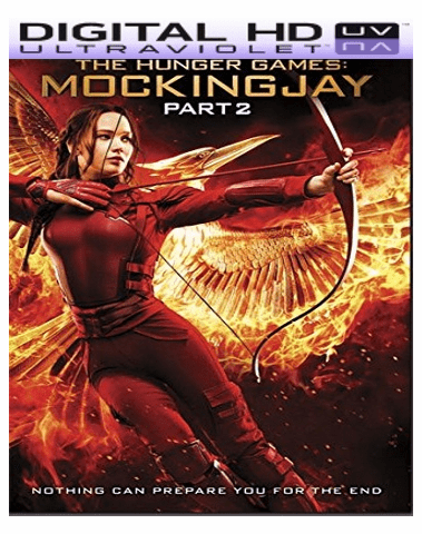 The Hunger Games: Mockingjay Part 2 HD UV Code (VUDU)