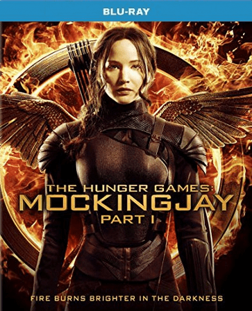 The Hunger Games The Mockingjay Part 1 Blu-ray Single Disc