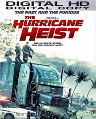 The Hurricane Heist HD UV or iTunes Ultraviolet Code