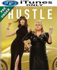 The Hustle HD iTunes Code  (PRE-ORDER WILL EMAIL ON OR BEFORE BLU RAY RELEASE)