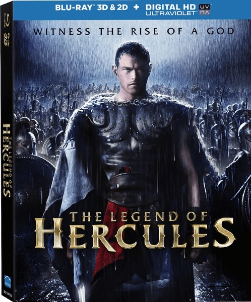 The Legend Of Hercules (Blu-ray + UltraViolet)