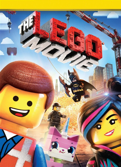 The Lego Movie DVD (USED)