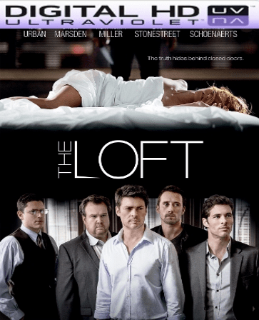 The Loft HD Digital Ultraviolet UV Code