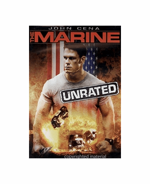 The Marine Unrated DVD Movie (USED)