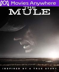 The Mule HD VUDU or iTunes Code