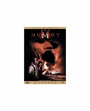 The Mummy Collectors Edition DVD (USED)