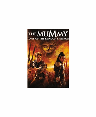 The Mummy Tomb of The Dragon Emperor DVD (USED)