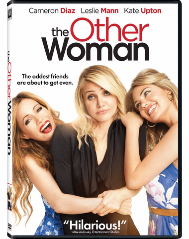 The Other Woman DVD