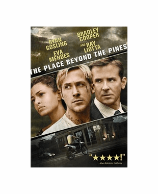 The Place Beyond The Pines DVD Movie