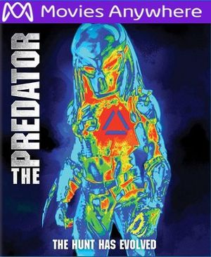 The Predator (2018) HD UV or iTunes Code via MA