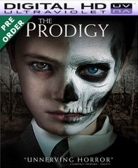 The Prodigy HD VUDU UV Code (PRE-ORDER WILL EMAIL ON OR BEFORE BLU RAY RELEASE)