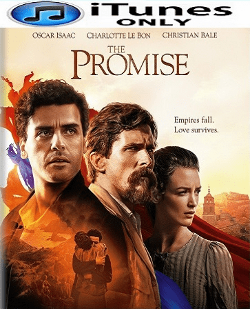 The Promise HD Itunes Code
