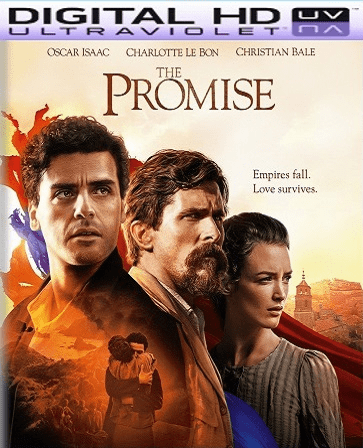 The Promise HD Ultraviolet UV Code