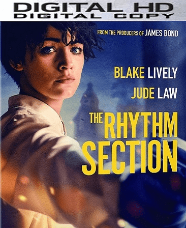 The Rhythm Section HD Vudu or iTunes Code