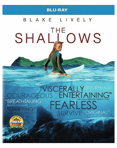The Shallows Blu-ray