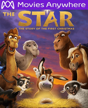 The Star HD UV or iTunes Code via Movies Anywhere