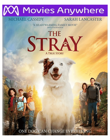 The Stray HD UV or iTunes Code via Movies Anywhere
