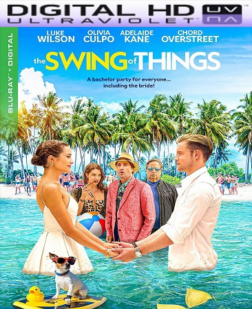 The Swing of Things HD Vudu Code
