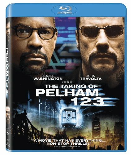 The Taking Of Pelham 123 Blu-ray Movie