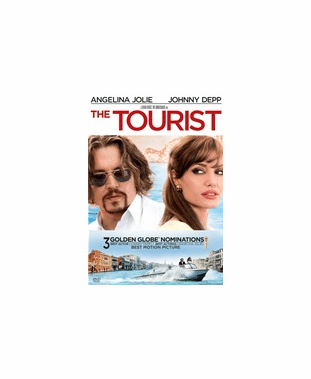The Tourist DVD Movies