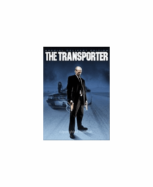 The Transporter Special Delivery Edition DVD