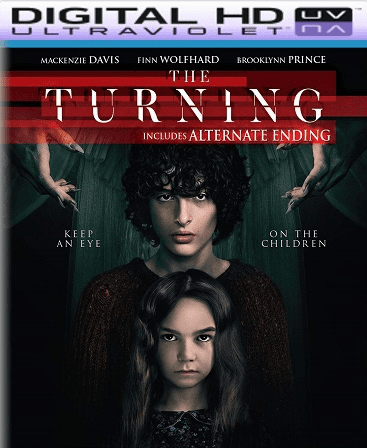 The Turning HD Vudu Ports To Movies Anywhere & iTunes (Insta Watch) Redeem Now Watch 4/7