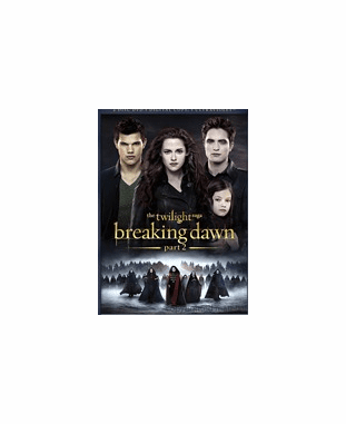 The Twilight Saga Breaking Dawn Part 2 DVD + Digital Copy + Ultraviolet