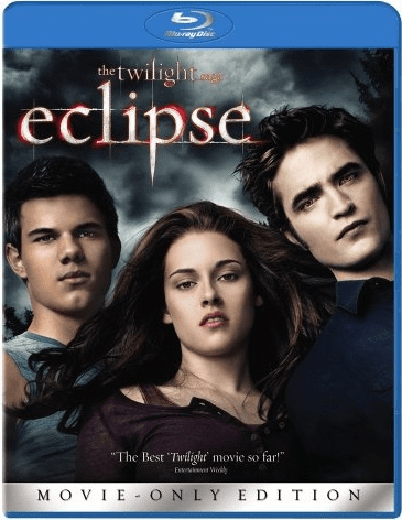 The Twilight Saga Eclipse Blu-ray Movie
