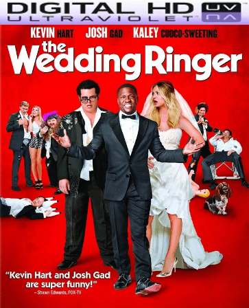 The Wedding Ringer HD Digital Ultraviolet UV Code