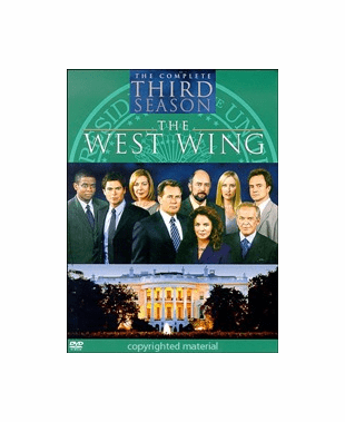 The West Wing The Complete Third Season DVD