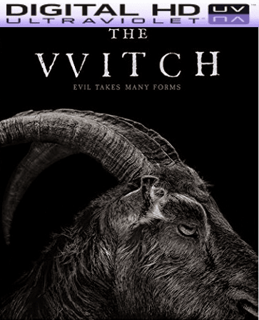 The Witch HD Digital Ultraviolet UV Code