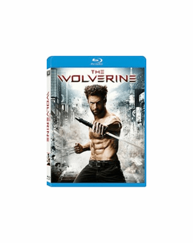 The Wolverine Blu-ray (USED)