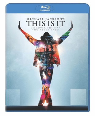 This Is It Blu-ray Movie