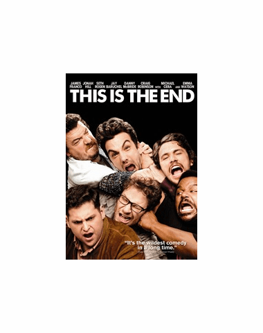 This Is the End  (DVD + UltraViolet + Digital Copy)
