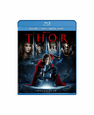 Thor (Blu-ray + DVD + Digital Copy)