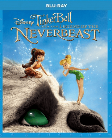 Tinker Bell and the Legend of the Neverbeast Blu-ray Single Disc