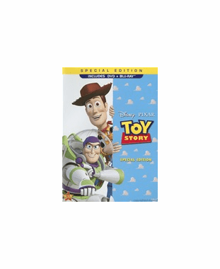 Toy Story Special Edition Blu-ray Rental (USED)